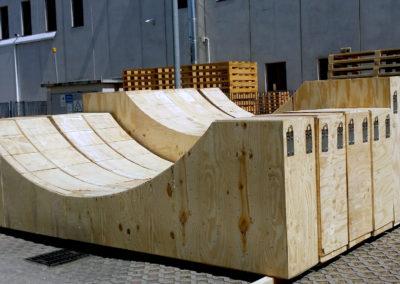 Selle in legno personalizzate