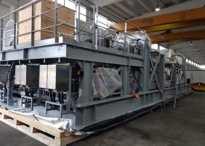 Imballaggi industriali in legno su misura